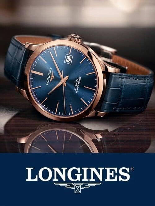 Đồng hồ longines chính hãng