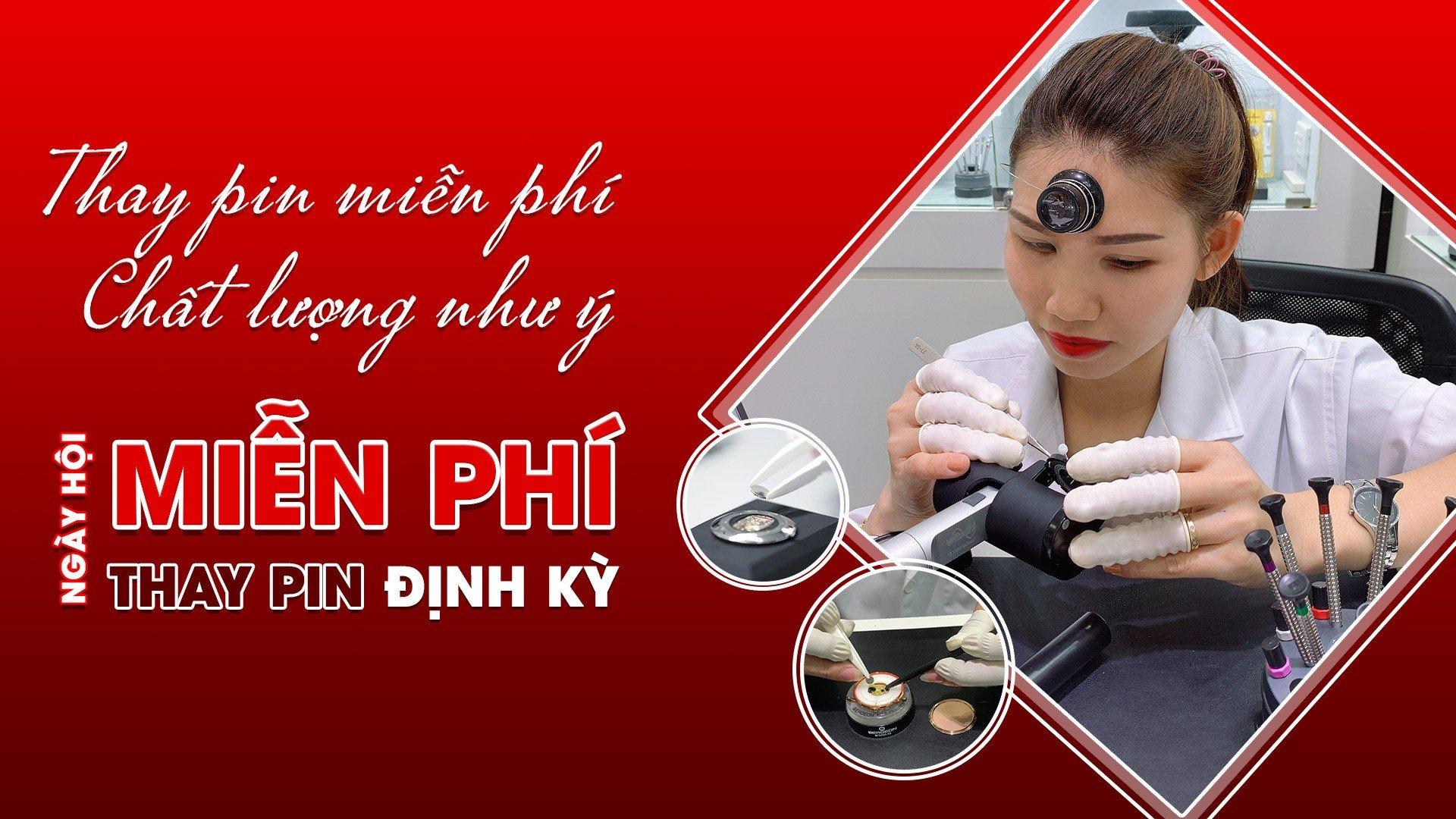 Ngày hội miễn phí Thay PIN