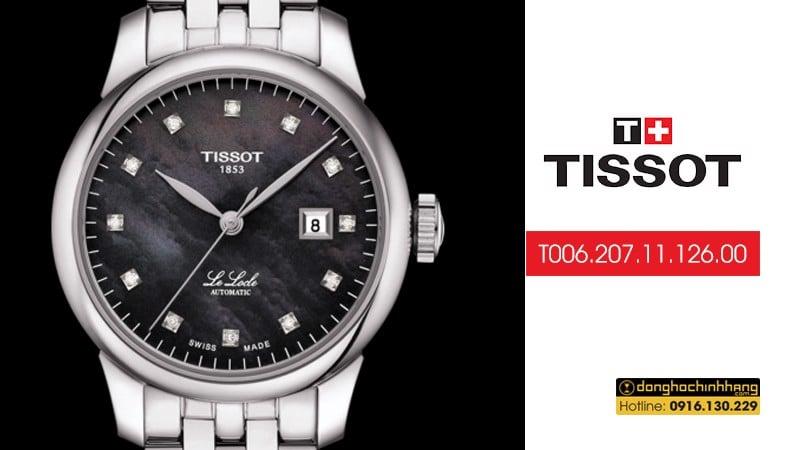 Đồng hồ Tissot T006.207.11.126.00