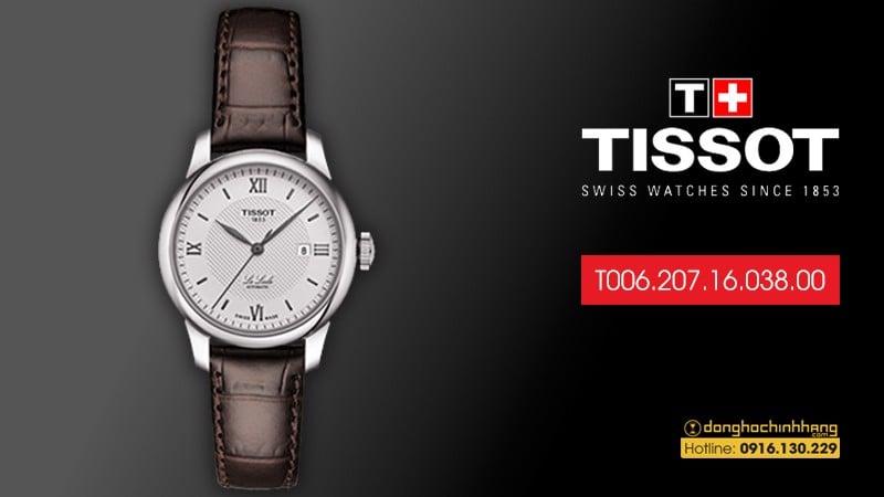 Đồng hồ Tissot T006.207.16.038.00