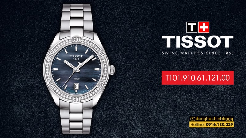 Đồng hồ Tissot T101.910.61.121.00