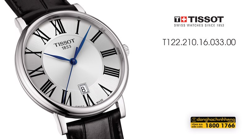 Đồng hồ Tissot T122.210.16.033.00
