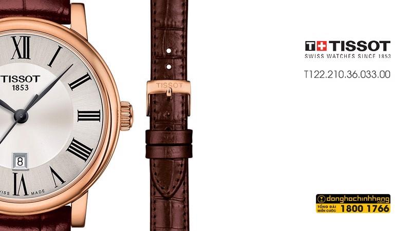 Đồng hồ Tissot T122.210.36.033.00