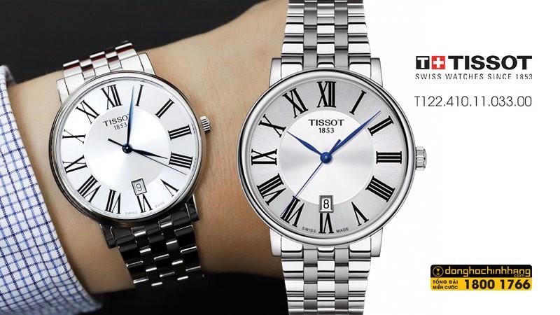 Đồng hồ Tissot T122.410.11.033.00