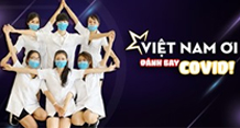 Donghochinhhang.com <br/> VIỆT NAM ƠI! ĐÁNH BAY COVID