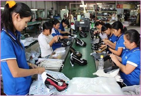 Xưởng giày Tamy