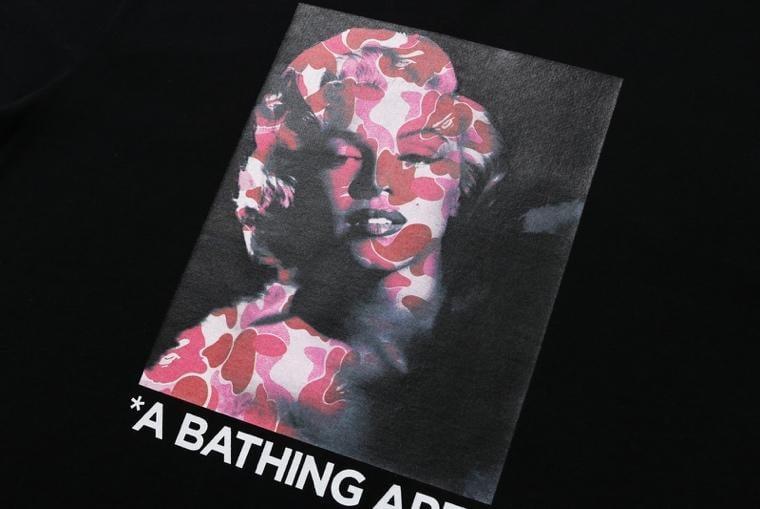BST BAPE lấy cảm hứng từ Marilyn Monroe