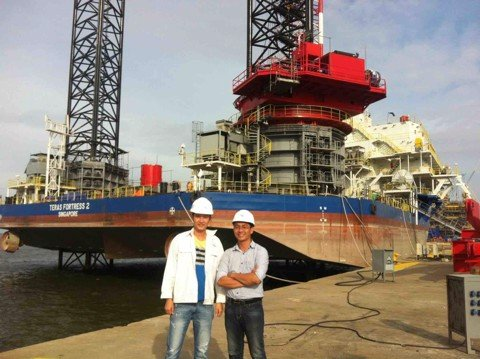 Project Management Professional® training - Oil & Gas - Tháng 10, 2014