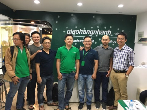 Risk Management workshop for Giaohangnhanh - Feb 2017