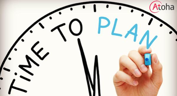 Kế hoạch quản lý dự án Atoha