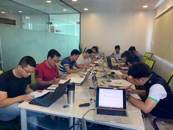 khóa học quản lý dự án