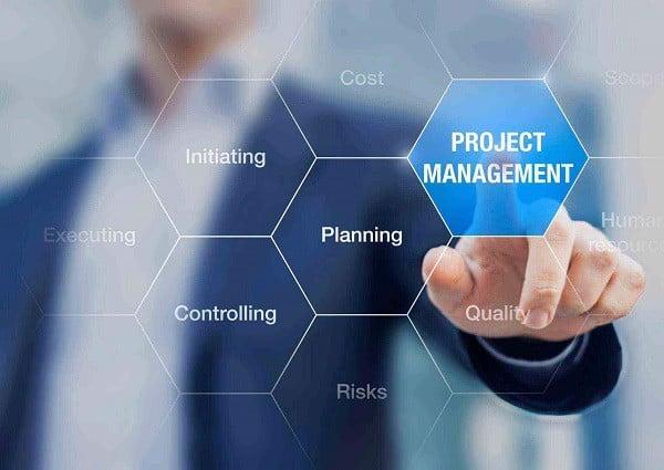 Project Management là khái niệm đã được đưa vào sử dụng từ hàng trăm năm nay