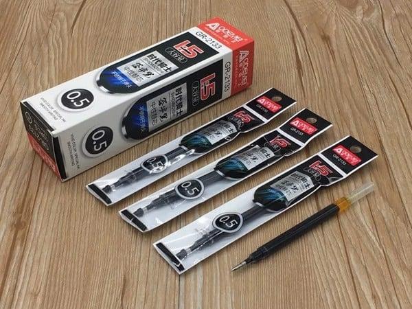 Bút Gel luyện chữ Hán, luyện thư pháp bút sắt ODEMEI
