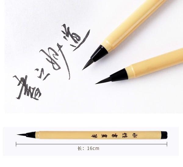 Bút lông bơm mực