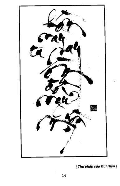 Thư pháp chữ Việt nhập môn