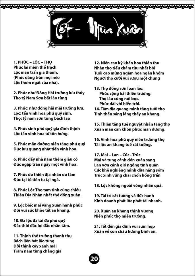 Tuyển tập những câu thư pháp hay và ý nghĩa theo các chủ đề