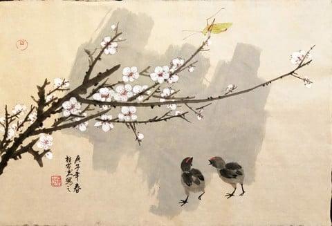 Tác phẩm của thầy Đặng Việt