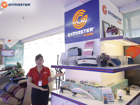 GYMASTER STORE QUẬN 3