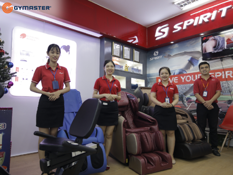 GYMASTER STORE QUẬN 5