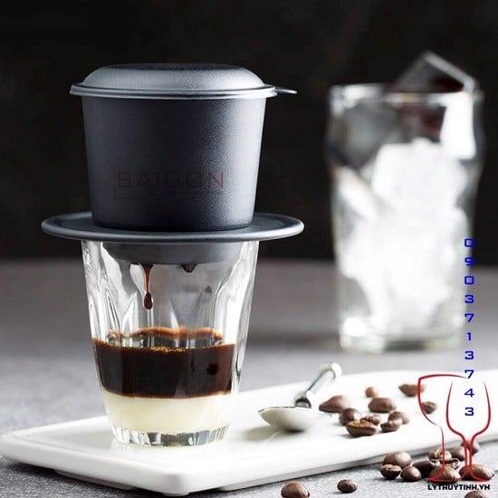 Một số loại phin pha cafe phổ biến hiện nay