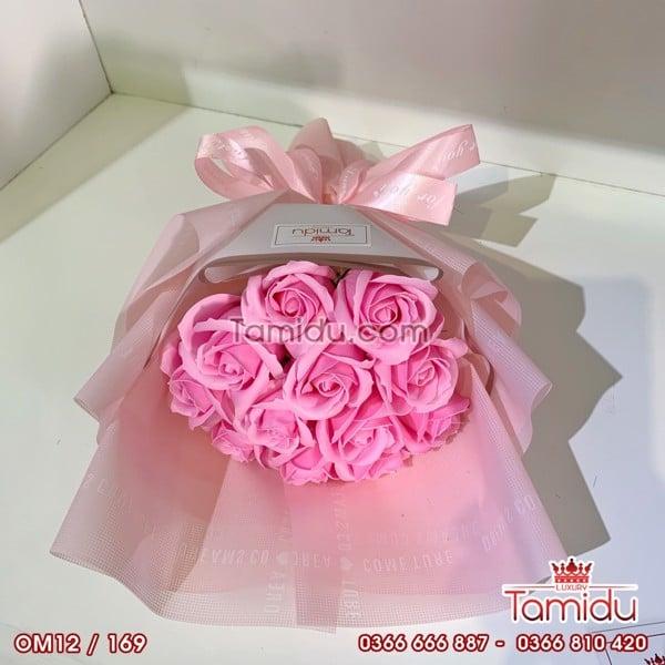 hoa hồng sáp