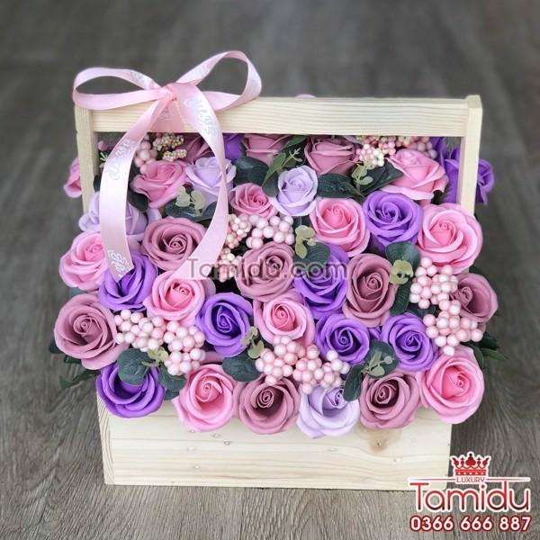 hoa tặng mẹ đẹp nhất