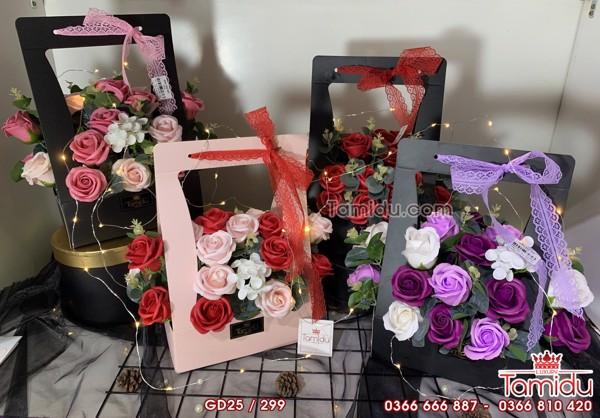 giỏ hoa quà tặng sinh nhật