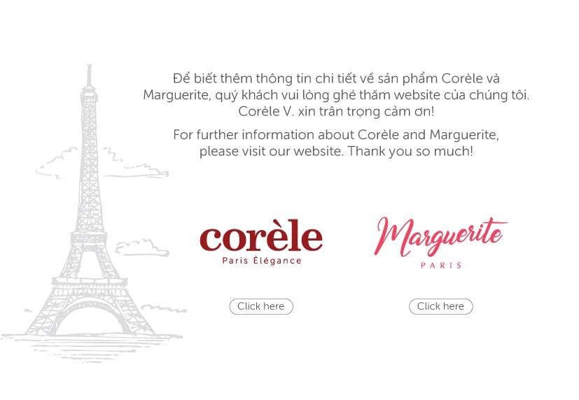qr code corelev & marguerite