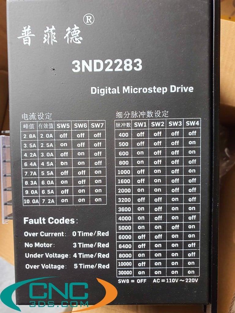 3nd2283 cnc3ds