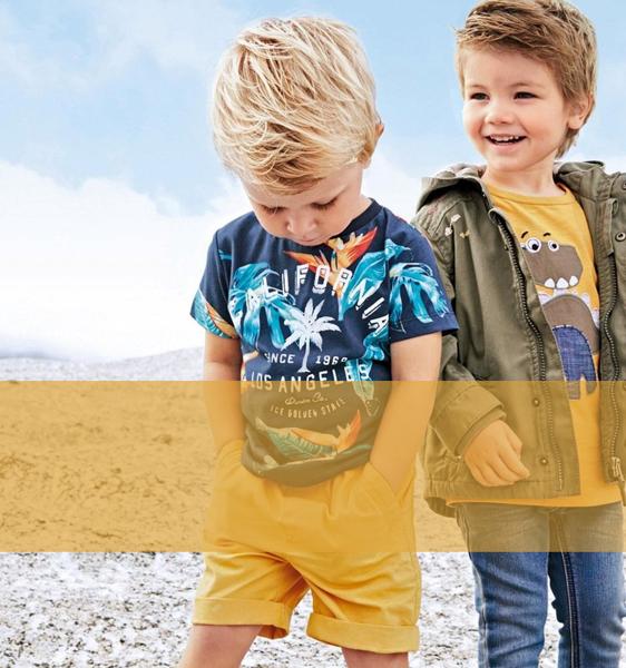Quần áo trẻ em trai hàng hiệu xuất dư