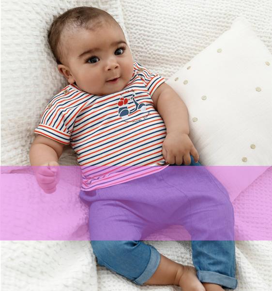 Quần áo hàng hiệu bé gái sơ sinh