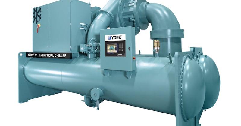 Hệ thống chiller là gì ? Bảo dưỡng ống hệ thống chiller