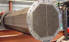 Thiết bị trao đổi nhiệt dạng ống chùm| Khái niệm và ứng dụng ?