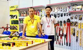 [Vietbuild] Uni Group tham dự hội chợ triển lãm tại Đà Nẵng 5-2019