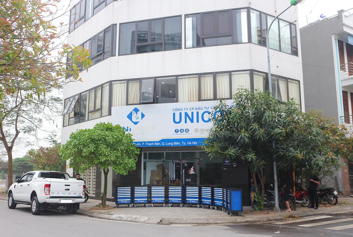 UNICOM J.S.C: Giới thiệu về công ty chúng tôi (about Us)