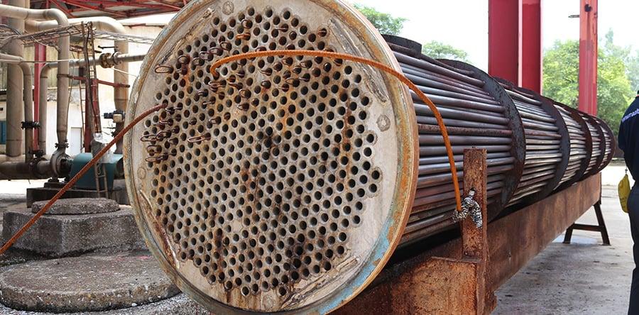 Phương pháp kiểm tra ống trao đổi nhiệt bị bục