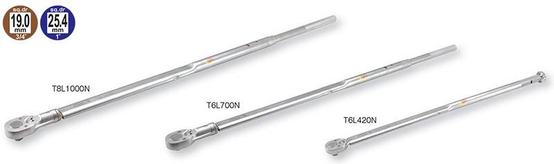 Cờ lê lực Tone 700 Nm model T6L700N