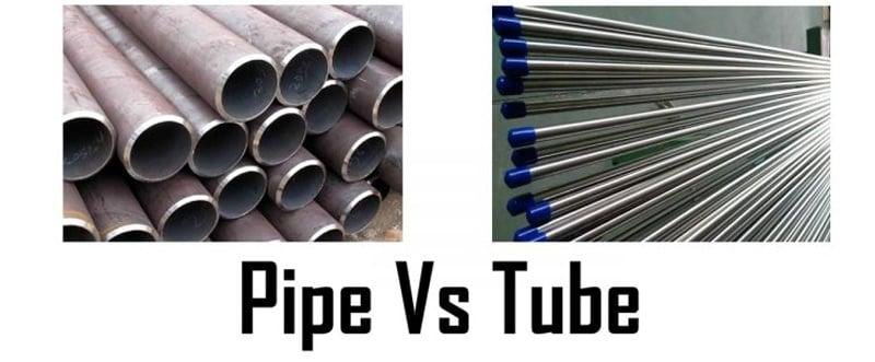 Ống Pipe ống Tube là gì? Phân biệt ống Tube và ống Pipe