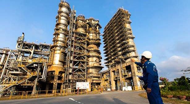 thiết bị trao đổi nhiệt phân xưởng rfcc nhà máy lọc dầu