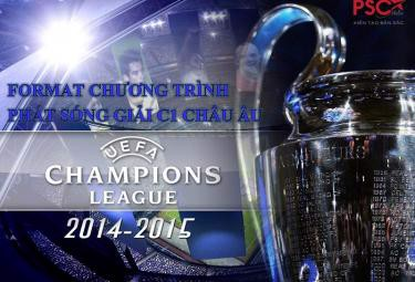 Format UEFA Champion League 2014-2015