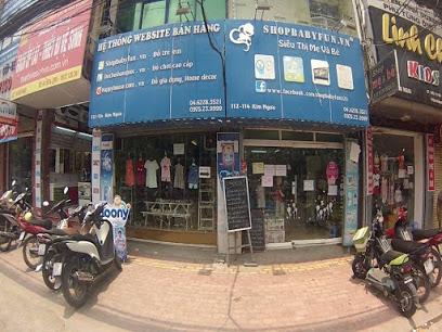 Shop Baby Fun 112 Kim Ngưu, Hai Bà Trưng, Hà Nội