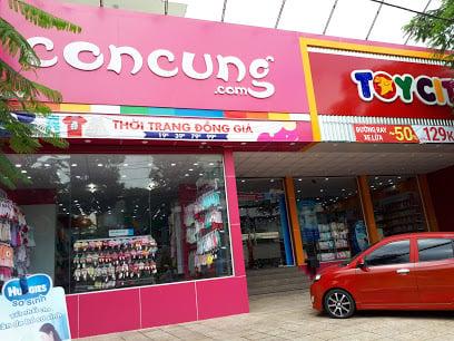 Concung.com 13 Yersin, Tổ 15, KP 1, Phường Phú Cường, Tp Thủ Dầu Một, Bình Dương