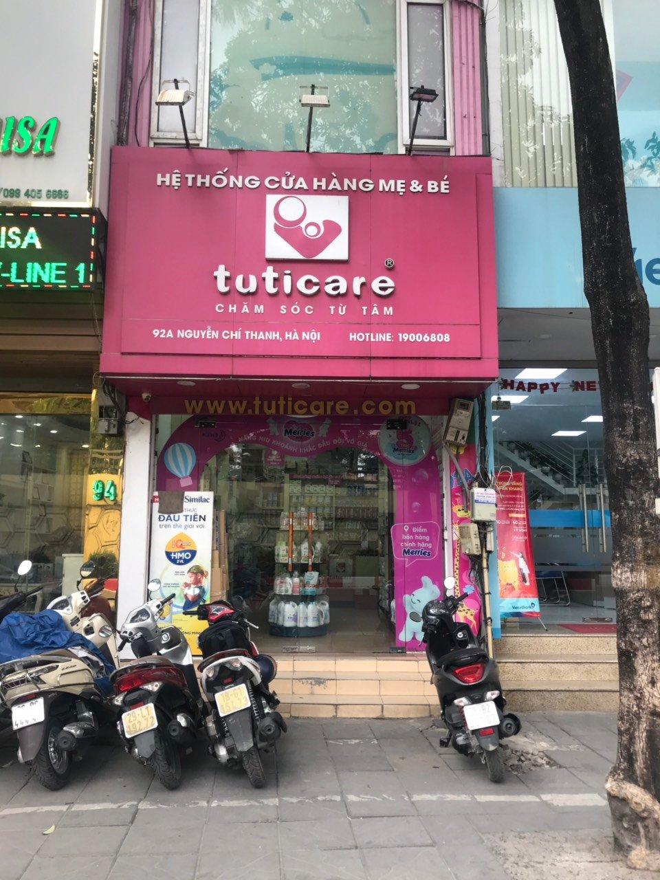 Tuticare số 92A Nguyễn Chí Thanh, Đống Đa, Hà Nội