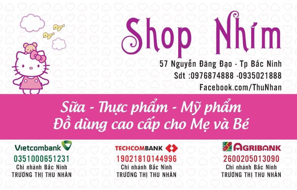 Shop Nhím 57 Nguyễn Đăng Đạo, TP Bắc Ninh, Bắc Ninh