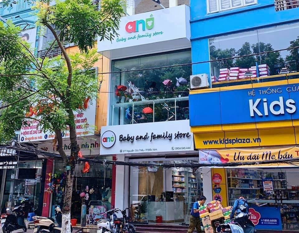 An Ú Shop 271 Nguyễn Gia Thiều, phường Tiền An, Tp Bắc Ninh, Tỉnh Bắc Ninh