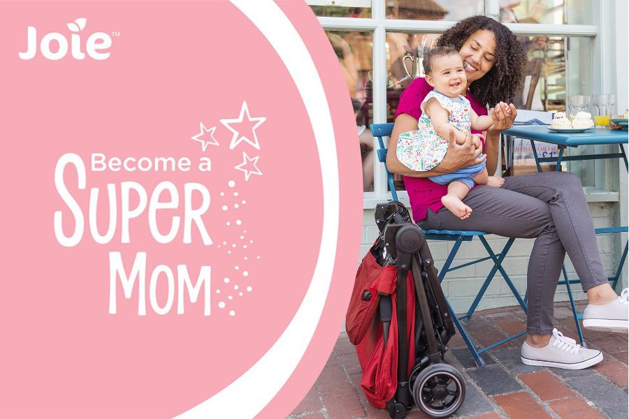 LỜI CẢM ƠN TỪ JOIE BABY VIỆT NAM QUA CHIẾN DỊCH BECOME A SUPER MOM