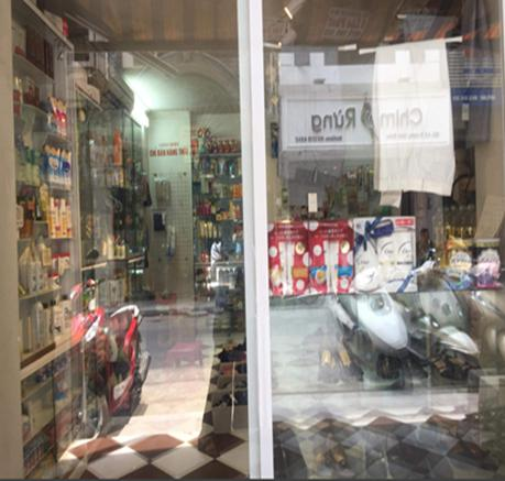 Bờm Baby Shop 35 Trương Hán Siêu, Hoàn Kiếm, Hà Nội 0969334451