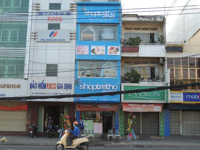 Shop Trẻ Thơ 49G Phan Đăng Lưu, Phường 3, Quận Bình Thạnh