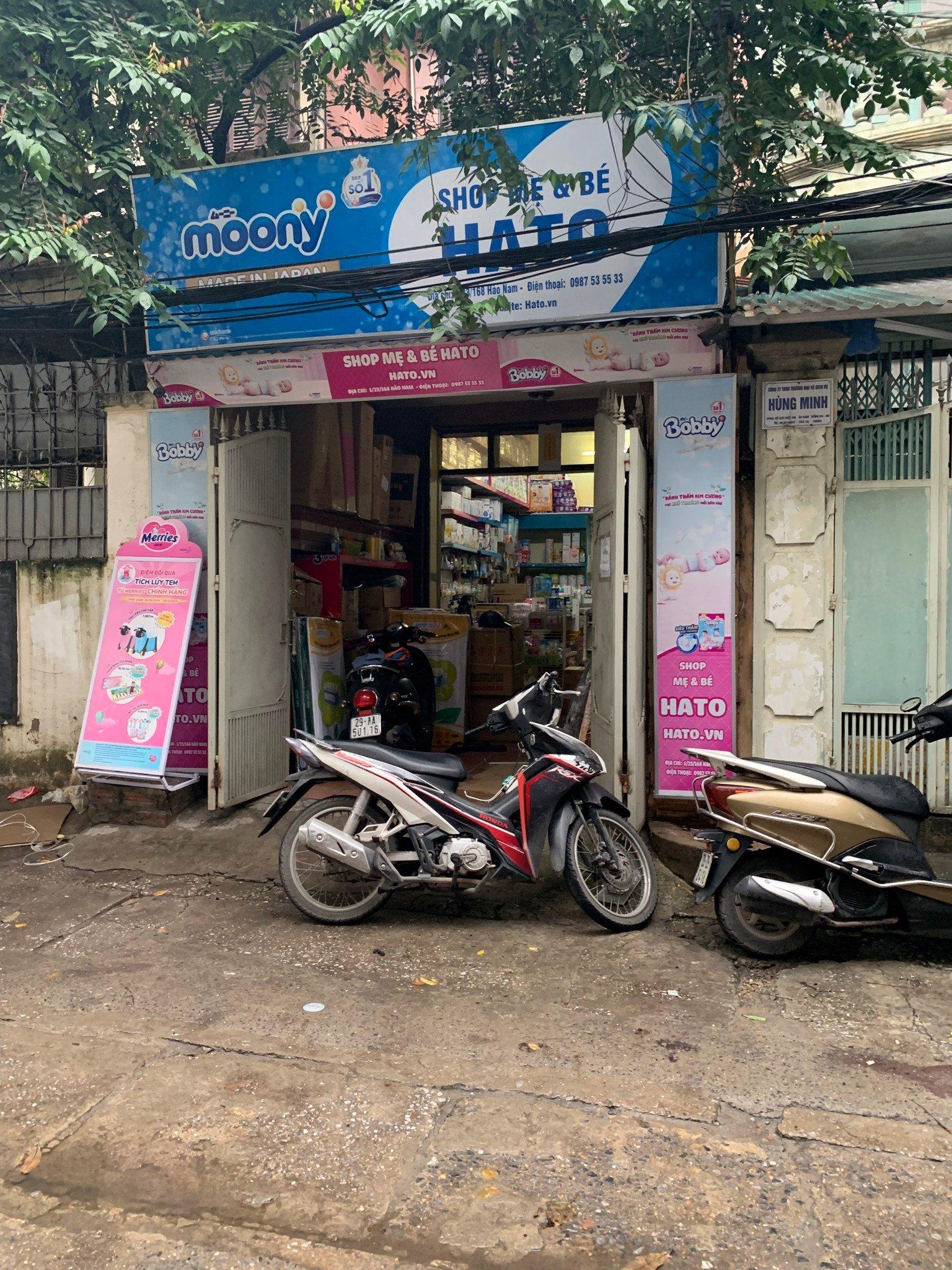 HATO baby số25 ngõ 168 Hào Nam, Đống Đa, Hà Nội