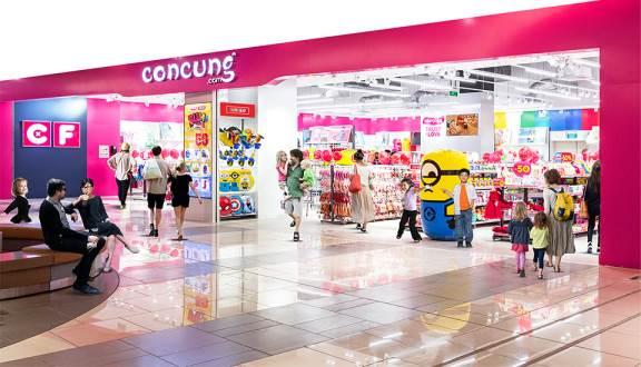 Concung.comVivoCity, 1058 Nguyễn Văn Linh, Phường Tân Phong, Quận 7